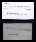 text comparison