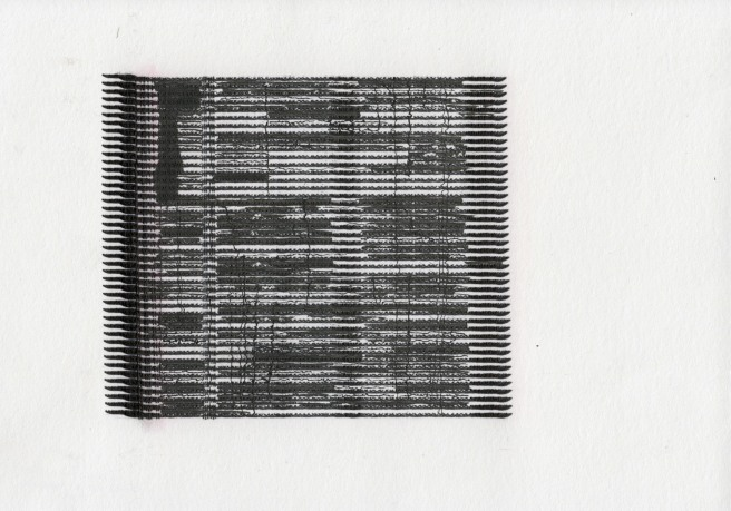 Federico Federici - lines for a prepared poem